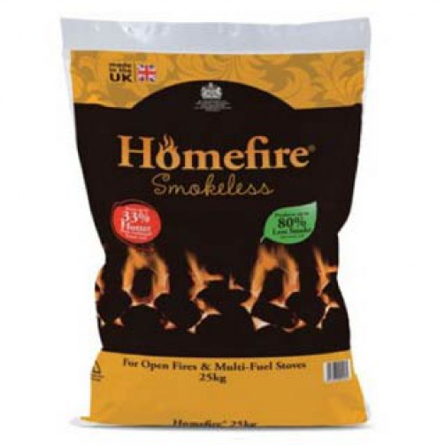 Homefire Smokeless Coal (25kg bags)