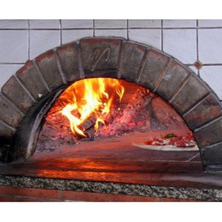 BBQ & Pizza Oven